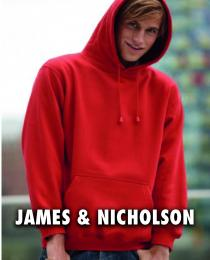 Hoodies James en Nicholson