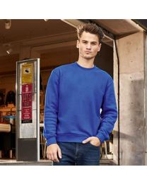 Sweater met polo kraag