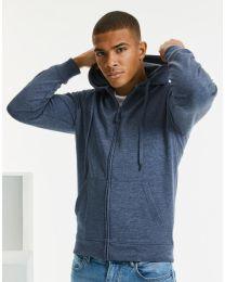 Full zip hoodie, heren.