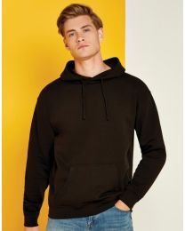 Hoodie, regular fit, heren.