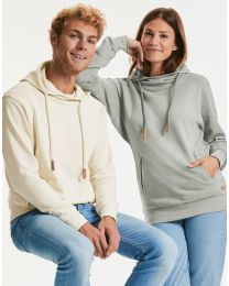 Hoodie, Pure organic Collar, uni.