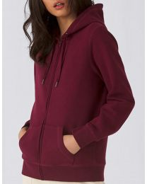Queen Zip Hoody Jack, dames.