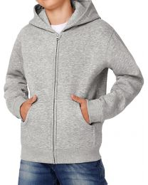 Hooded Full Zip, kinderen.