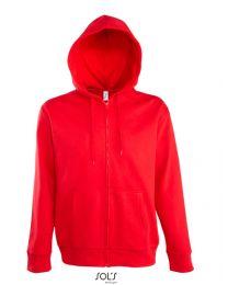 Heren, Hooded Zipped Jacket, Seven.